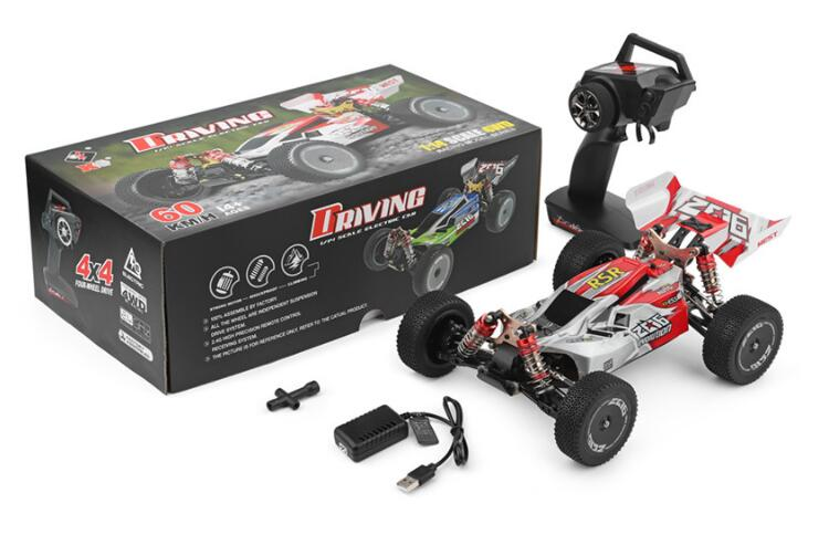 WLTOYS 144001 1/14 RC Racing Car