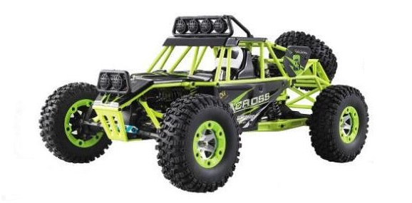 WLTOYS 12428 1/12 RC Truck Review