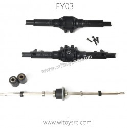 FEIYUE FY03 Eagle-3 Parts-Rear Differential Gear Assembly