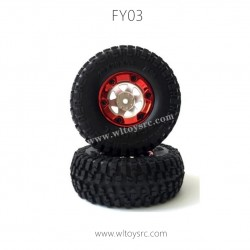 FEIYUE FY03 Eagle-3 RC Parts-Wheel