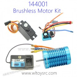 WLTOYS XK 144001 Brushless Motor Kit