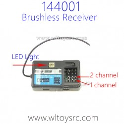 WLTOYS XK 144001 Brushless Receiver