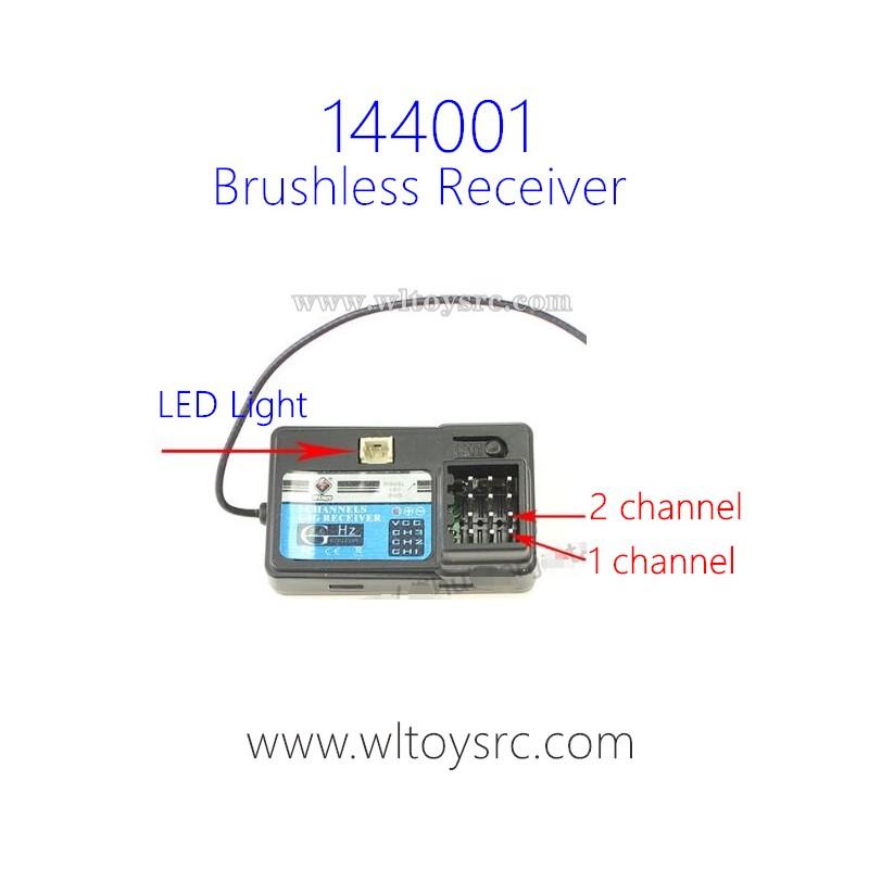 WLTOYS XK 144001 Brushless Receiver
