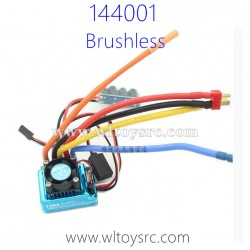 WLTOYS XK 144001 Brushless 120A ESC