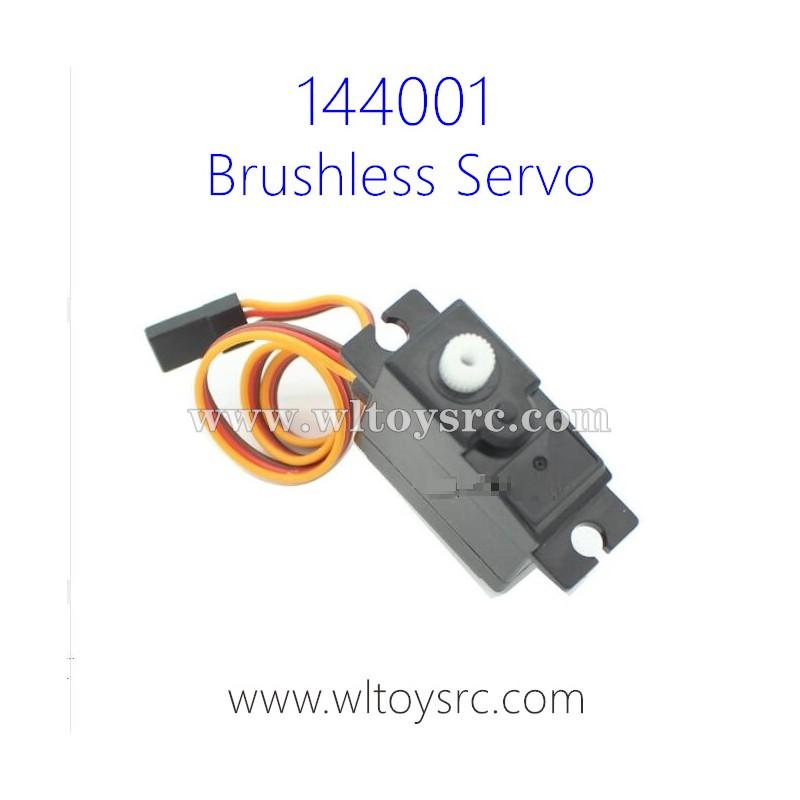 WLTOYS XK 144001 Brushless Servo