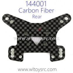 WLTOYS XK 144001 Upgrade Parts Rear Carbon Fiber Shock Board