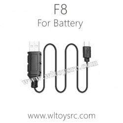 FQ777 F8 Brushless Drone Parts-USB Charger for Transmitter