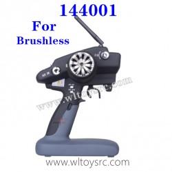 WLTOYS 144001 Brushless Transmitter Complete kit