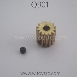 XINLEHONG Q901 1/16 RC Parts-Motor Gear with Screw