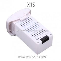WLTOYS XK X1S Lipo Battery 7.6V 3150mAh
