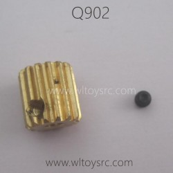 XINLEHONG Q902 RC Truck Parts-Motor with Screw