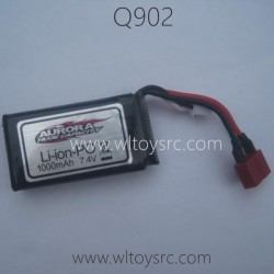 XINLEHONG Q902 Parts-Battery 7.4V 1000mAh QDJ02