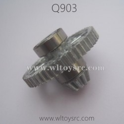 XINLEHONG TOYS Q903 1/16 RC Truck Parts-Reduction Gear and Bearing