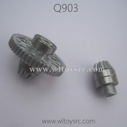 XINLEHONG TOYS Q903 1/16 Parts-Reduction Gear Bearing and Bevel Gear