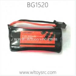 SUBOTECH BG1520 Parts 7.4V 650mAh Battery