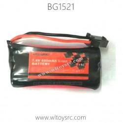 SUBOTECH BG1521 Parts 7.4V 650mAh Battery