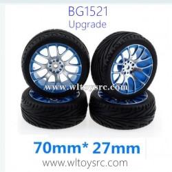 SUBOTECH BG1521 Upgrade Parts Aluminum Alloy Wheel