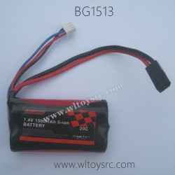 SUBOTECH BG1513 1/12 Four wheel Desert Buggy Parts-Battery