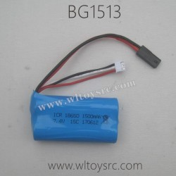SUBOTECH BG1513 1/12 RC Truck Parts Battery