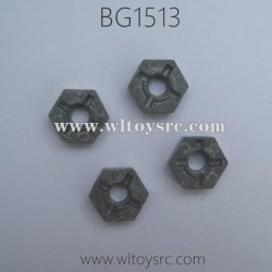 SUBOTECH BG1513 1/12 RC Car Parts Hexagon Wheel Seat