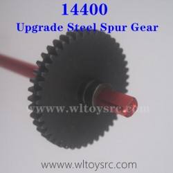 WLTOYS 144001 1/14 Upgrade Steel Spur Gear
