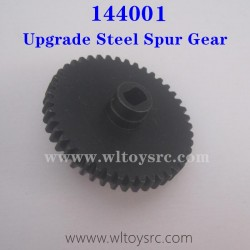 WLTOYS 144001 Upgrade Steel Spur Gear