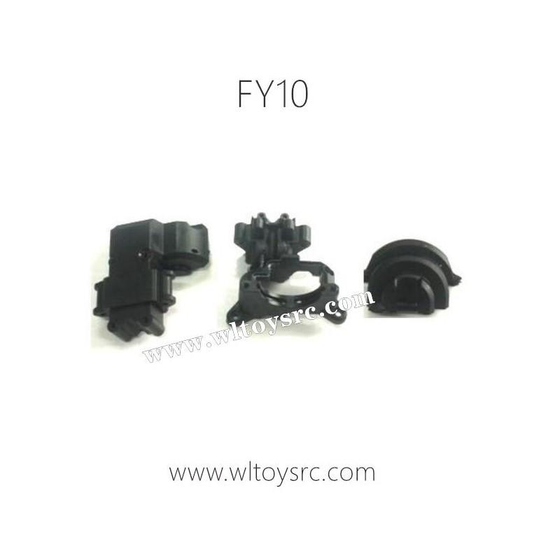 FEIYUE FY10 Race Parts-Rear Transmission Housing Components C12012 C12013 C12014