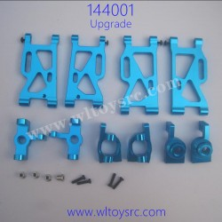 WLTOYS XK 144001 1/14 RC Buggy Upgrade front and Rear Wheel Seat