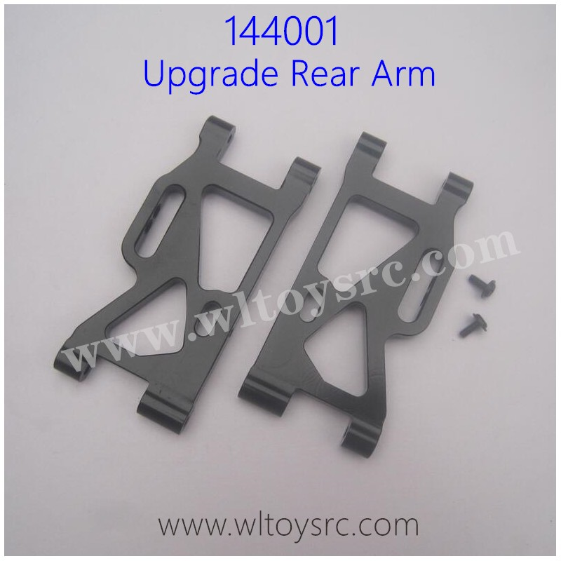 WLTOYS 144001 Upgrade Parts-Rear Swing Arm