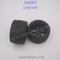 WLTOYS 144001 Upgrade Parts-Big size Wheels kits