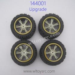 WLTOYS XK 144001 Upgrade Parts-Big size Wheels kits