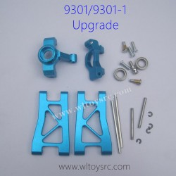 PXTOYS 9301 Upgrade Metal Parts, Swing Arm and C-Type Seat