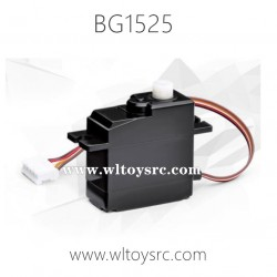 Subotech BG1525 Warrior RC Crawler Parts, Servo Assembly