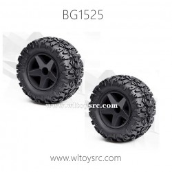 Subotech BG1525 RC Crawler Parts, Wheel Assembly