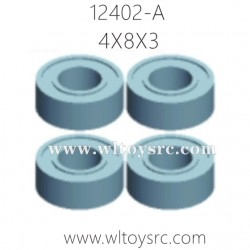 copy of WLTOYS 12402-A D7 Parts-Oil Bearing 0286