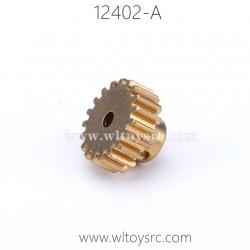 WLTOYS 12402-A D7 Parts-Motor Gear 19T 0297