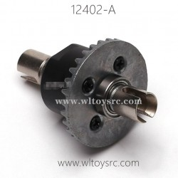 WLTOYS 12402-A D7 Parts-Differential Gear Assembly