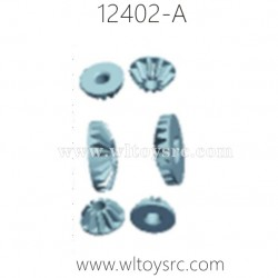 WLTOYS 12402-A Parts-Zinc alloy differential bevel Gear 1637