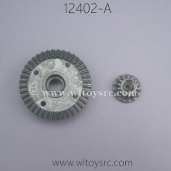 WLTOYS 12402-A RC Truck Parts-Zinc alloy driving Bevel Gear 1638