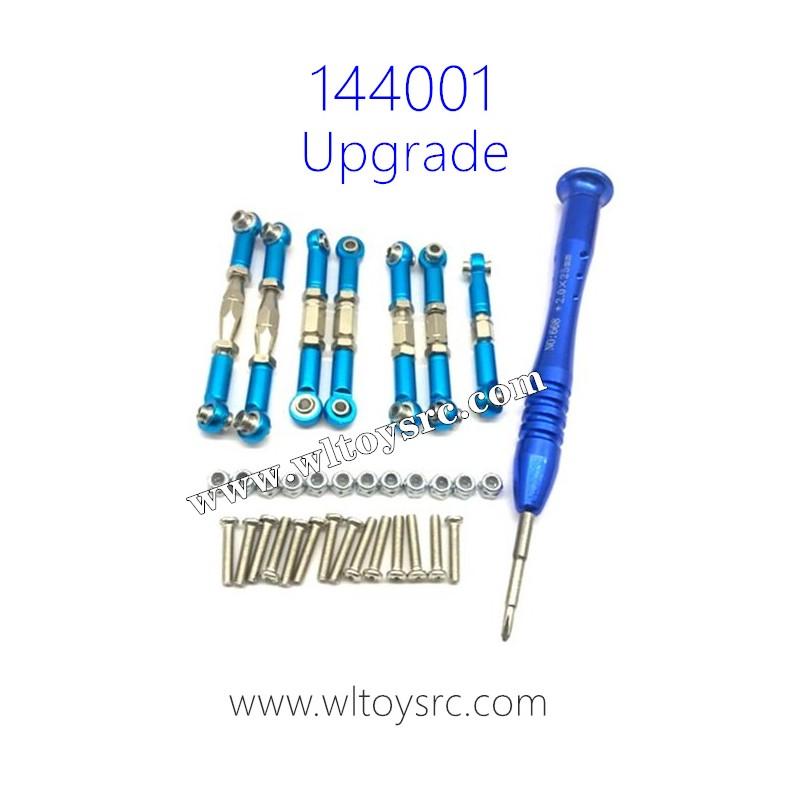 WLTOYS 144001 Upgrade Parts, Connect Rod Aluminum Alloy