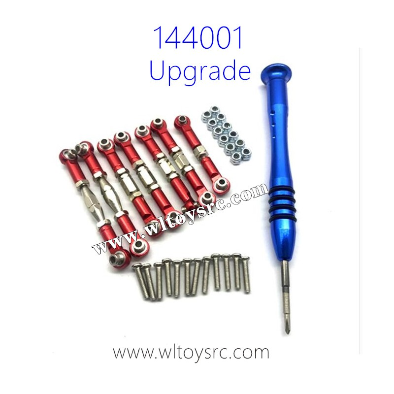 WLTOYS XK 144001 Upgrade Parts, Connect Rod Metal