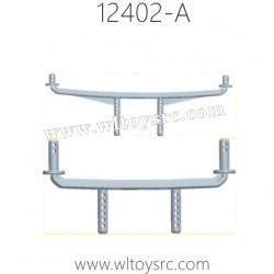 WLTOYS 12402-A Parts-Car Shell Support Kit, D7 Rock Crawler Parts