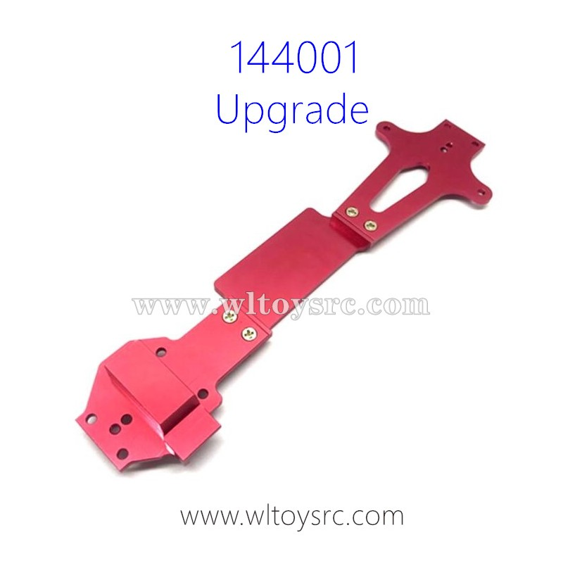 WLTOYS 144001 Upgrade Parts, The Second Boad Metal kit