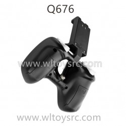 WLTOYS Q676 Drone Parts, 2.4G Transmitter