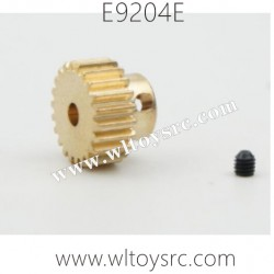 ENOZE 9204E RC Truck Parts, Motor Gear 22 Tooth