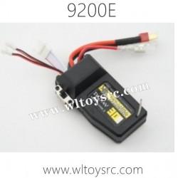 ENOZE 9200E ESC Plate PX9200-30