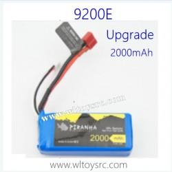 ENOZE 9200E 1/10 RC Car Parts, Upgrade Battery 7.4V 2000mAh