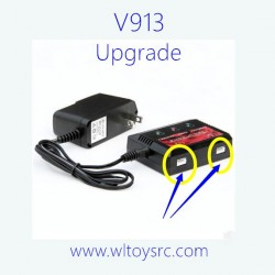 WLTOYS V913 Helicopter Parts, Upgrade Charger