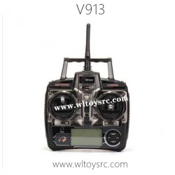 WLTOYS V913 Helicopter Parts, Transmitter