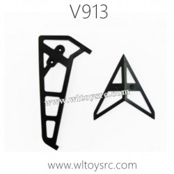 WLTOYS V913 Helicopter Parts, Tail Trim